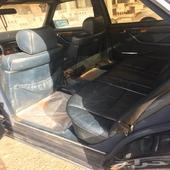 مرسيدس 560SEL موديل 1991