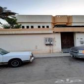 للبيع بيت بحي الشفاء مساحة 1050