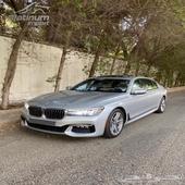 BMW 740li M kit 2017 بطاقة جمركية