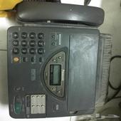 فاكس وهاتف ورد آلي باناسونيك ياباني أصلي