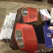 صطبات خلفي كيا سيراتو 2012 تجاري