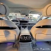 مرسيدس اس 550 ديزاينو 2015