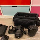 كاميرا نيكون احترافية 5200 D
