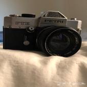 كاميرا تصوير petri (فلم) - نظيفة