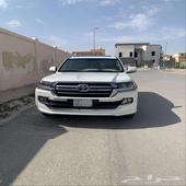 لاندكروزر GXR 2019 ممشى 34 ألف شد بلد