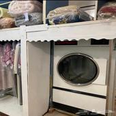 مغسلة ملابس للبيع عاجل