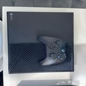 جهاز اكس بوكس ون (XBOX ONE) الإصدار الأول مستعمل
