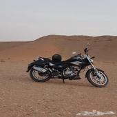 دراجة نارية هوجيو 150cc TR موديل 2018 بطاقة جمركية