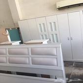 غرف نوم جديده جاهزه وأسرره مع التوصيل والتركيب