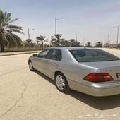 لكزس 430 للبيع لوحات دبي