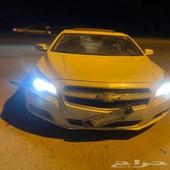 ماليبو 2013 LTZ اربعه سلندر استماره جديد