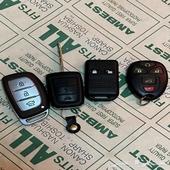 مفاتيح ريموت وقطع غيار وملحقات وكماليات