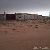 استراحه للبيع او الاسثمار العرفا الجوادا مساحة 1250م