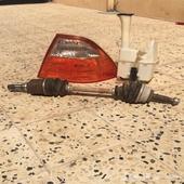 حفر الباطن - شعه كورلا خلفي يمن