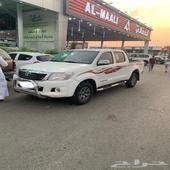 هايلكس 2015 دبل سعودي