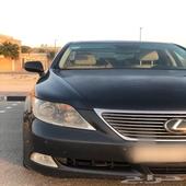 لكزس   Lexus LS460
