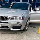 BMW X4 2018 M40i بي إم دبليو للبيع