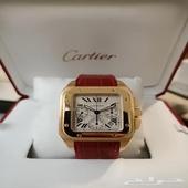 تم البيع ساعة كارتير كرونوغراف Cartier chronograph تم البيع