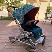 عربة اطفال mamas  amp  papas