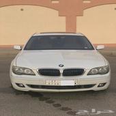 BMW2006(730) نظيف ونادر لوحه مميزه