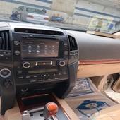 GXR - السيارة  لاندكروزر 2012