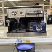 ماكينة قهوة ديلونجي BCO420 - شبة جديدة بالضمان