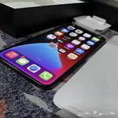 للبيع أيفون 11 برو ماكس 512 جيجا أسود