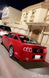 موستنج 5.0 قير عادي 2012  GT