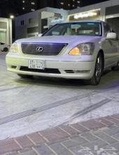 لكزس 430 سعودي 2005 لؤلؤي