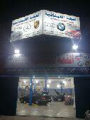ورشة القمةاللبنانيةلصيانةالسيارةالالمانية