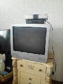 تلفزيون و2 رسيفر