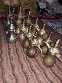 مزاد علئ عدد 13 دلة رسلان الاصلية قديمة