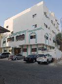 عمارة للبيع بحي النهضة على شارعين