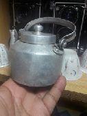 أصغر إبريق معدن ابو ختمين من النوادر
