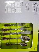 طقم أدوات مائدة 60 قطعه ل 12 شخص