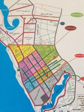 للبيع أرض تجارية في أبحرالشماليه