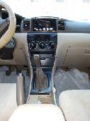 سيارة كورولا 2007 للبيع سيمت على الخاص 14000