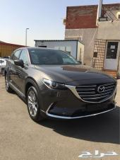 مازدا CX9 - فل 2018 تيربو (سعودي)