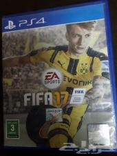Fifa 17  Sniper Elite للبيع بحاله جيده جدا