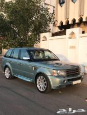 سيارة رنج روفر سبورت Range Rover Sport HSE