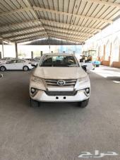 تويوتا فورتشنر 2019 سعودي GX2  بنزين