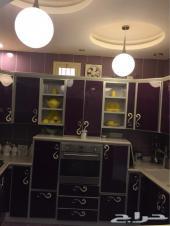 مطبخ المنيوم نظيف للبيع