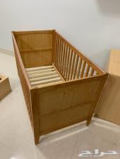 سرير أطفال مذركير mothercare