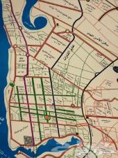 ارض تجارية للبيع بحي الياقوت