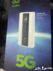 هواوي زين 5G برو متنقل جديد مااتفك