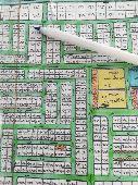 للبيع أرض زاوية مساحة 775متر مخطط الصواري 43