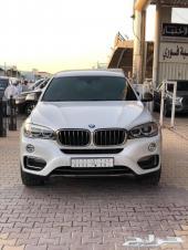 BMW 2015 X6 عداد قليل