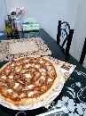 شيف بيتزا وباستا وبشاميل وبعض الأصناف الاخري