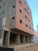 عمارة تجاريه للإستثمار. حي البوادي