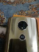 لينوفوMoto E5 plusذهبي 32 قيقا للبيع